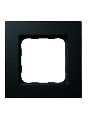 Somfy Rahmen für Wandsender Smoove black